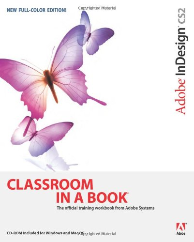 9780321321855: Adobe InDesign CS2 Classroom in a Book