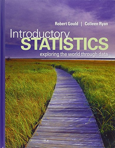 9780321322159: Introductory Statistics: Exploring the World Through Data