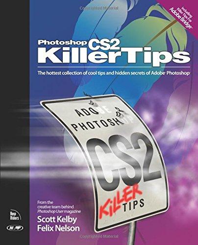9780321330635: Photoshop CS2 Killer Tips