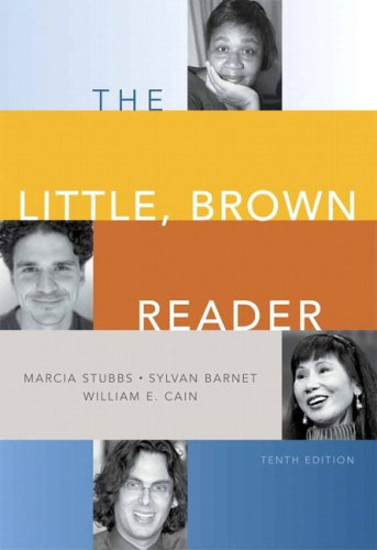 LITTLE BROWN READER, THE: MARCIA STUBBS