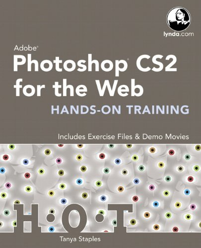9780321331717: Adobe Photoshop CS2 for the Web Hands-On Training