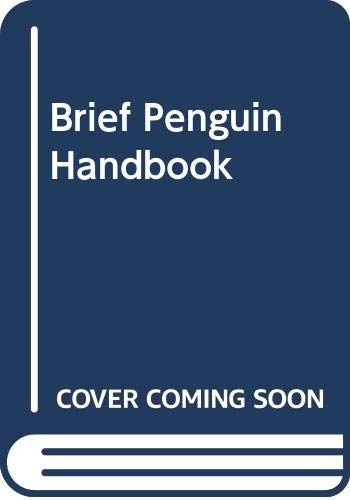 9780321332370: Brief Penguin Handbook