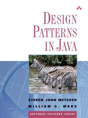 9780321333025: Design Patterns in Java(TM) (Software Patterns Series)