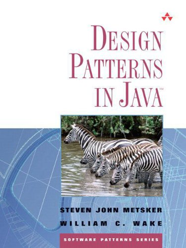 9780321333025: Design Patterns in Java (Software Patterns (Hardcover))