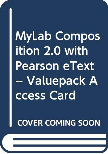 MyCompLab (9780321333339) by [???]