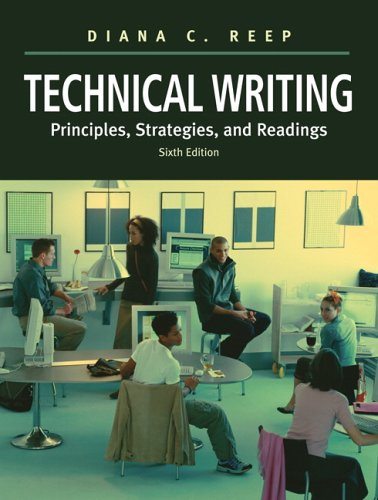 9780321333506: Technical Writing: Principles, Strategies, and Readings (6th Edition)
