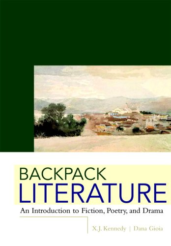 Backpack Literature: X. J. Kennedy,