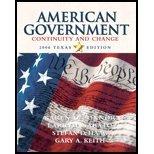 9780321333841: American Government