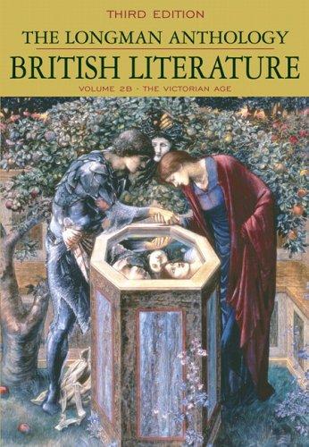 9780321333957: The Longman Anthology of British Literature, Volume 2B: The Victorian Age