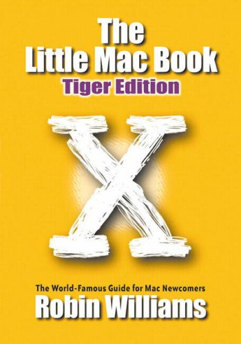 9780321335340: The Little Mac Book, Tiger Edition (Little Book Series)