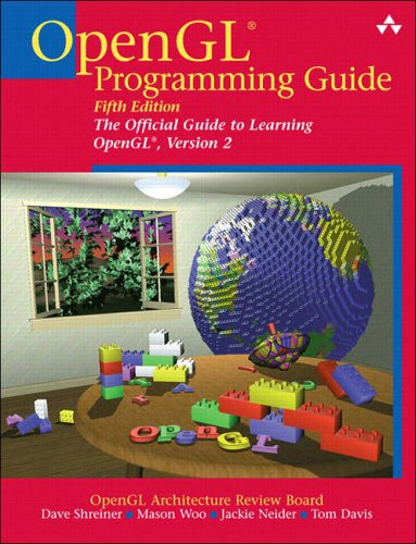 9780321335739: OpenGL Programming Guide: The Official Guide to Learning OpenGL, Version 2, 5th Edition