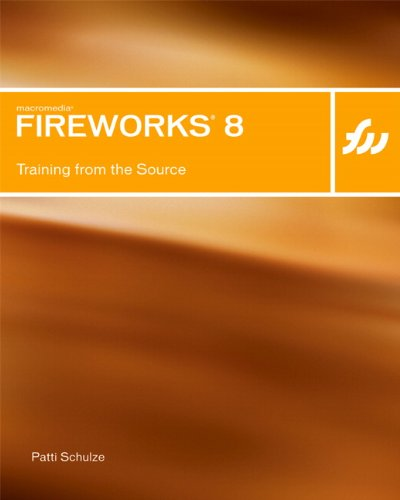 9780321335913: Macromedia Fireworks 8: Training from the Source