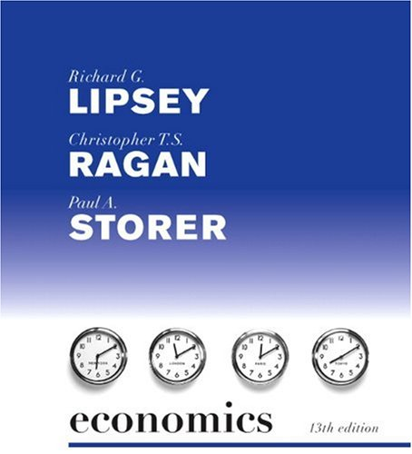 9780321336354: Economics (13th Edition)