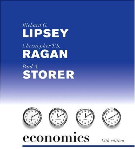 9780321336354: Economics (13th Edition)