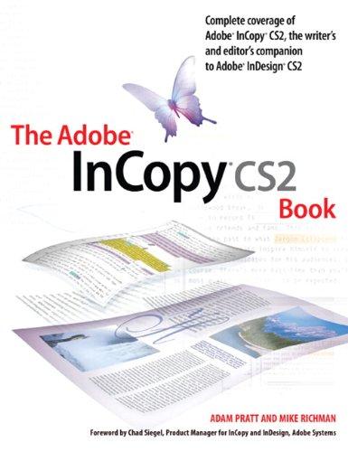 9780321337054: The Adobe InCopy CS2 Book