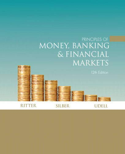 9780321339195: Principles of Money, Banking & Financial Markets (Addison-Wesley Series in Economics)