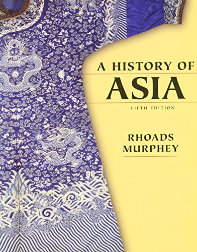 9780321340542: History of Asia, A (5th Edition)
