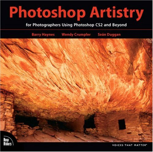 9780321346995: Photoshop Artistry: For Photographers Using Photoshop CS2 and Beyond
