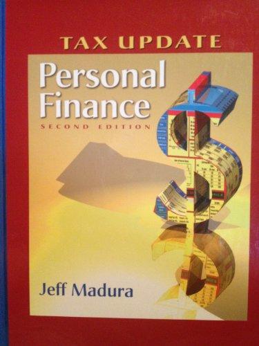 9780321348845: Personal Finance: Update
