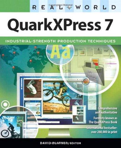 9780321350305: Real World QuarkXPress 7