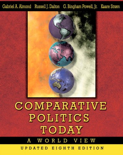 9780321350992: Comparative Politics Today: A World View, Update Edition (8th Edition)