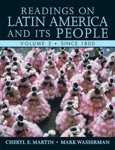 9780321355812: Readings on Latin America and its People, Volume 2 (Since 1800)