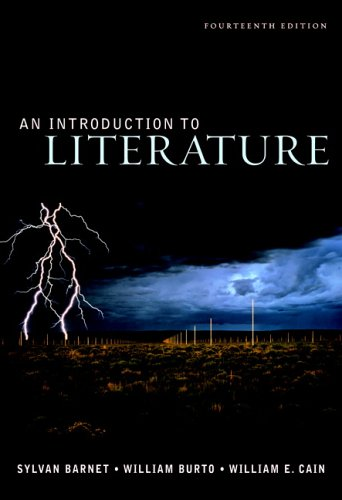9780321356017: An Introduction to Literature
