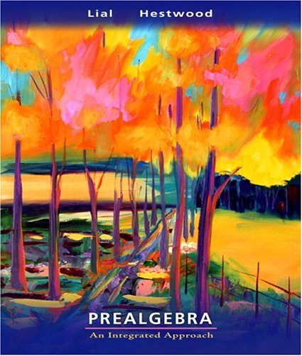 9780321356390: Prealgebra: An Integrated Approach
