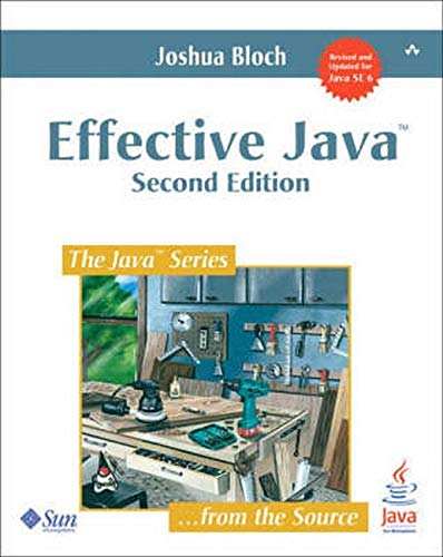 9780321356680: Effective Java: A Programming Language Guide (Java Series)