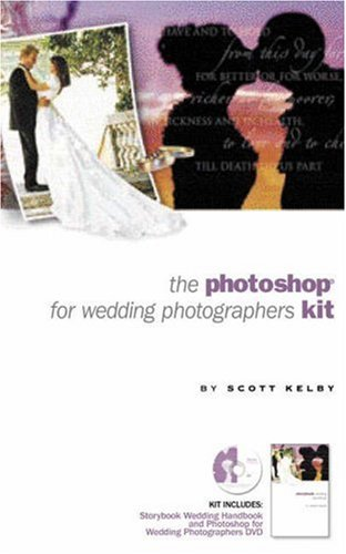 9780321356734: Photoshop for Wedding Photographers Personal Seminar: Interactive DVD Training and Guide