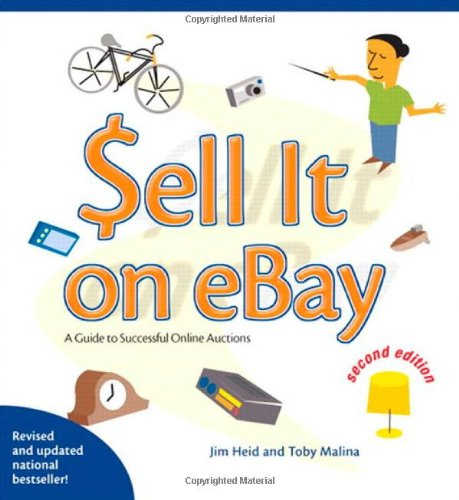 9780321356802: Sell It on eBay: A Guide to Successful Online Auctions (2nd Edition)