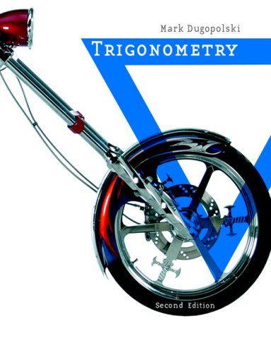9780321356901: Trigonometry (2nd Edition)