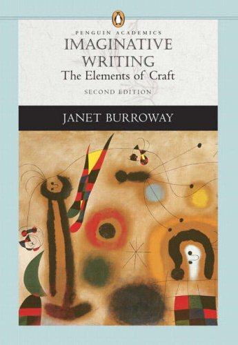 9780321357403: Imaginative Writing: The Elements of Craft (Penguin Academics Series)
