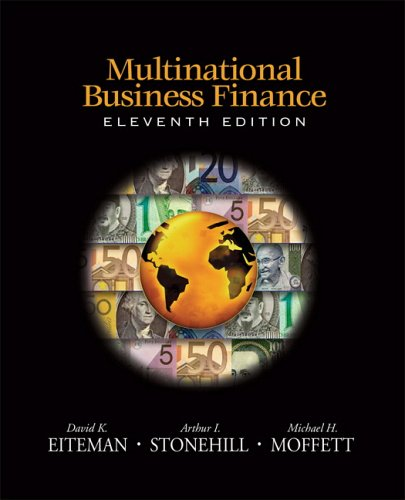 9780321357960: Multinational Business Finance (11th Edition)