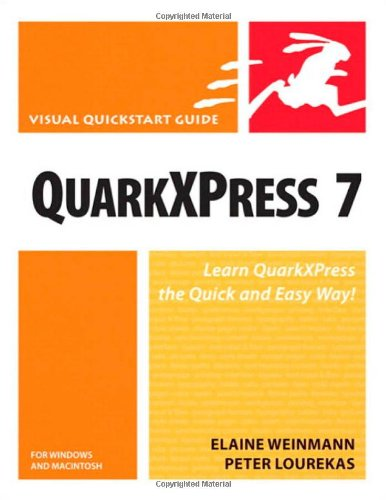 9780321358271: QuarkXPress 7 for Windows & Macintosh
