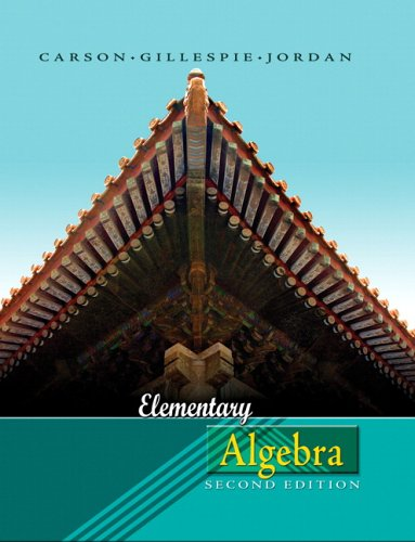 9780321358370: Elementary Algebra (2nd Edition)