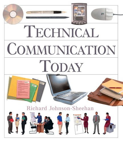 9780321361394: Technical Communication Today (with MyTechCommLab)