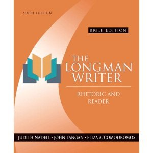 9780321361950: The Longman Writer, 6th edition