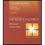 9780321362940: Study Guide for Foundations of Macroeconomics plus MyEconLab plus eBook 1-semester Student Access Kit