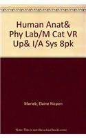 9780321363718: Human Anat& Phy Lab/M Cat VR Up& I/A Sys 8pk