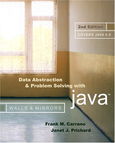 9780321364111: Data Abstraction and Problem Solving with Java: International Edition: Walls and Mirrors