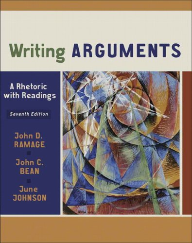 9780321364661: Writing Arguments: A Rhetoric with Readings (7th Edition)