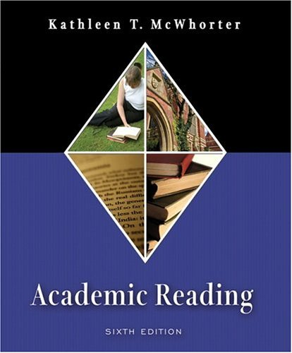 9780321364791: Academic Reading (book alone) (6th Edition)