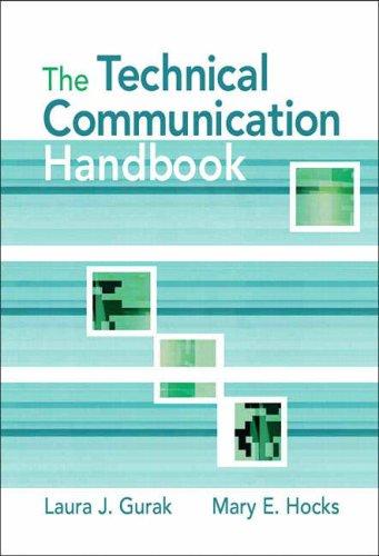 9780321365071: The Technical Communication Handbook