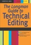 9780321365798: The Longman Guide to Technical Editing