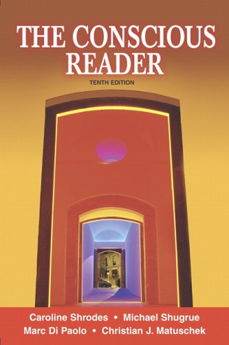 9780321366047: The Conscious Reader (10th Edition)