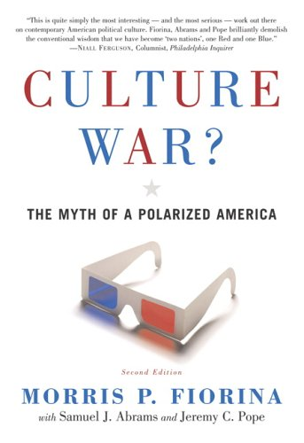 9780321366061: Culture War? The Myth of a Polarized America (Great Questions in Politics Series) (2nd Edition)