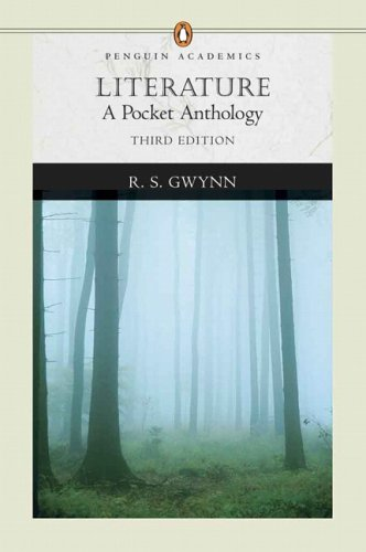 9780321366290: Literature: A Pocket Anthology (Penguin Academics)