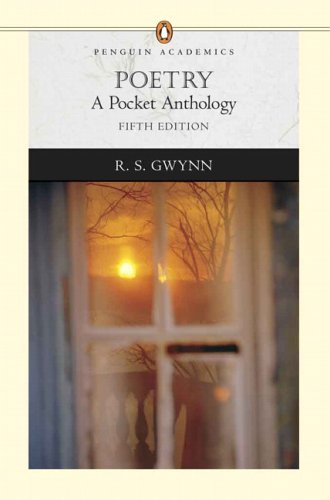 9780321366313: Poetry: A Pocket Anthology (Penguin Academics)