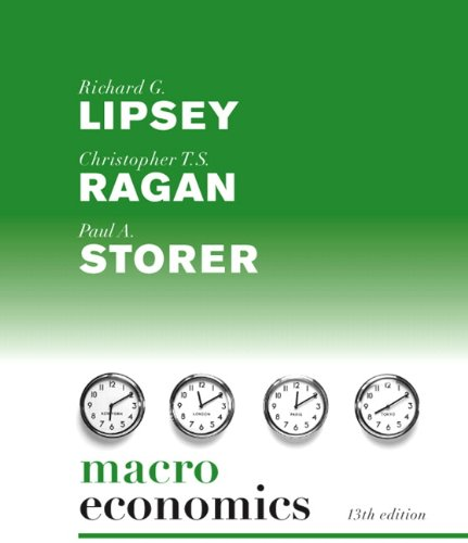 9780321369246: Macroeconomics (13th Edition)